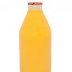 Returnable Glass Milkman's Orange