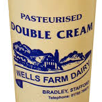 Wells Farm Dairy Double Cream