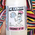 Returnable M*lk Coconut *OUT OF STOCK*