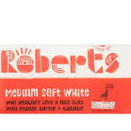 Roberts Medium Sliced White
