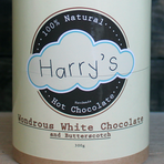 Harrys Hot Chocolate White & Butterscotc