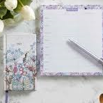 Pocket Diary & Meal Planner Set
